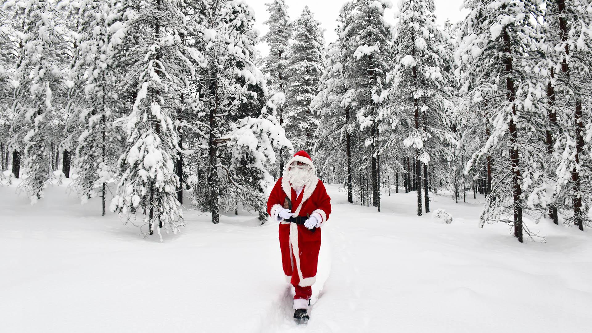 La magia del Natale - Rovaniemi