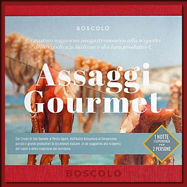Cofanetti Assaggi Gourmet - Boscolo