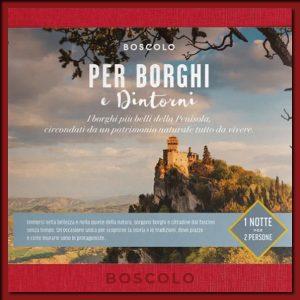 Cofanetto Per Borghi e Dintorni - Boscolo