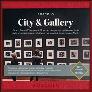 Cofanetto City and Gallery - Boscolo