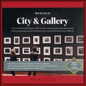 Cofanetto City and Gallery - Boscolo