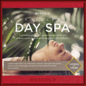 Cofanetto Day Spa - Boscolo