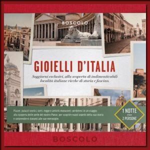 Cofanetti Gioielli d'Italia - Boscolo
