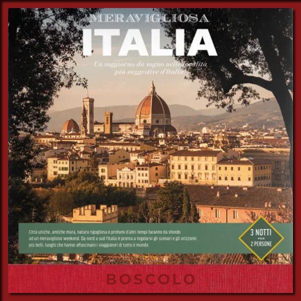 Cofanetto Meravigliosa Italia - Boscolo