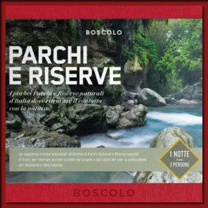 Cofanetto Parchi e Riserve - Boscolo