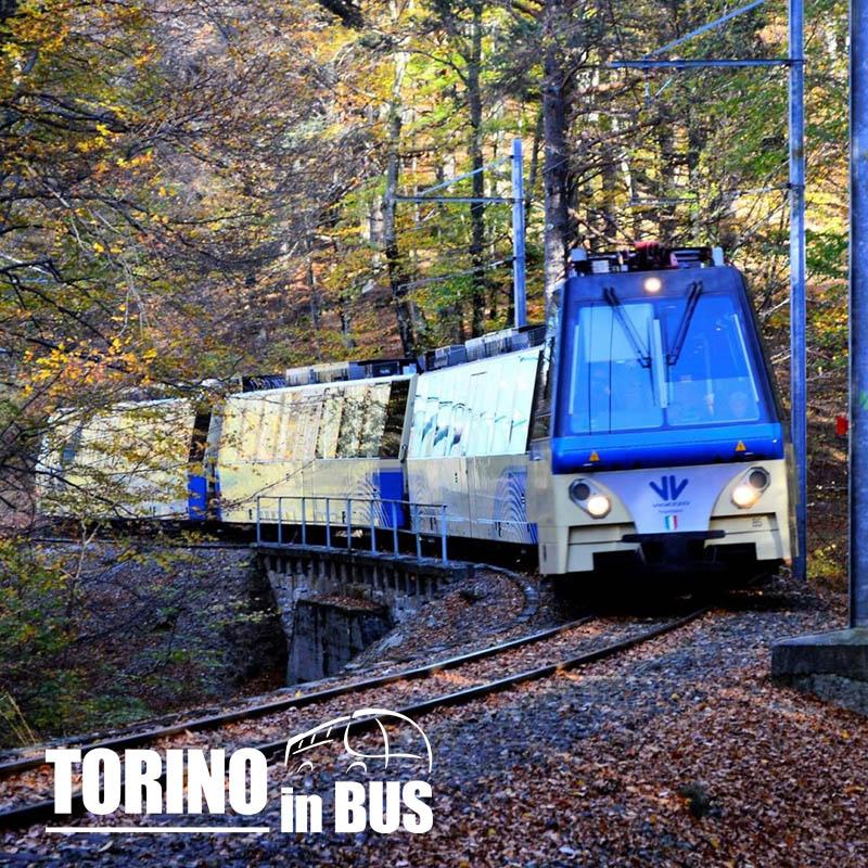 Treno del Foliage - Torino in Bus