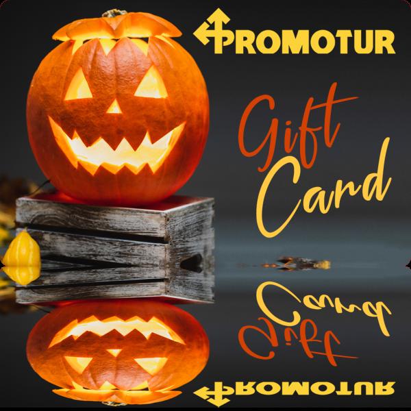 Gift Card - Halloween